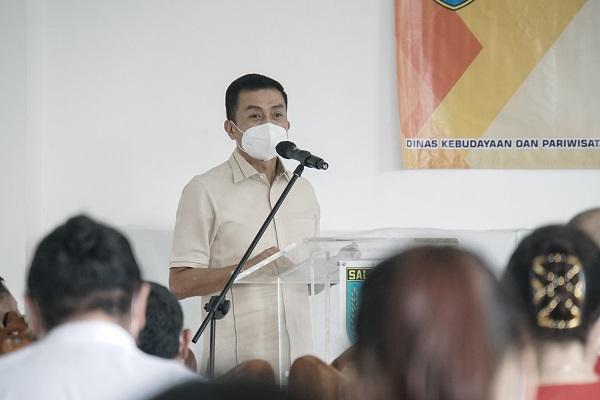 Positif Covid-19, Wali Kota Salatiga Alami Flu & Batuk