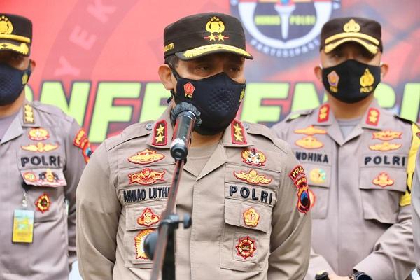 Viral Video Hajatan Perkenalan Kapolres Rembang, Kapolda Jateng Beri Klarifikasi
