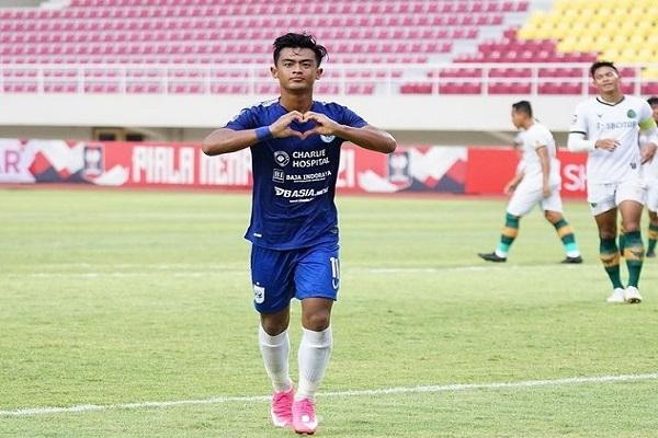Rumor Pratama Arhan Diminati Seongnam FC, PSIS: Belum Ada Tawaran Resmi