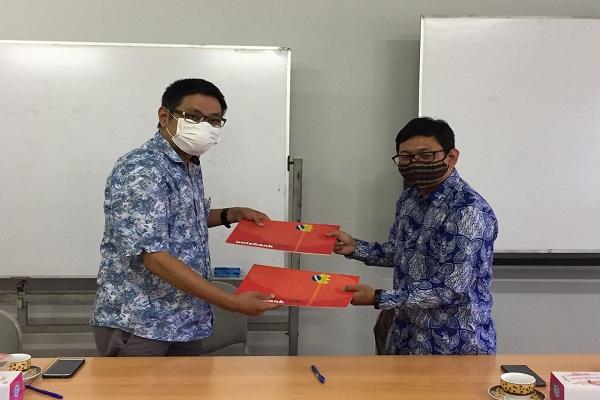 Mahasiswa Unisbank Semarang Dilatih Cyber Security