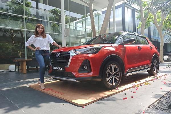 Daihatsu Rocky Resmi Meluncur di Jateng, Segini Harganya…