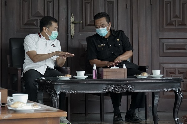FKUB Sukabumi ke Salatiga, Wali Kota Yuliyanto Pamer Toleransi di Salatiga