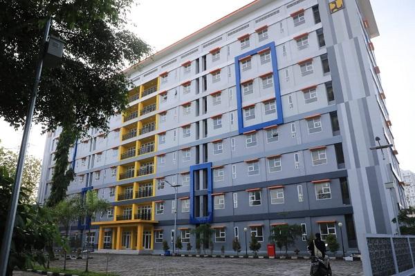 Rusun ASN Kementerian PUPR di Semarang Jadi Tempat Isolasi Pasien Covid-19