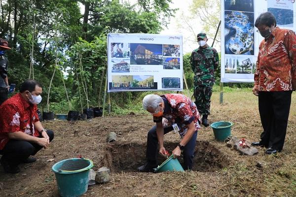 Proyek Jateng Valley di Hutan Penggaron Semarang Resmi Dimulai