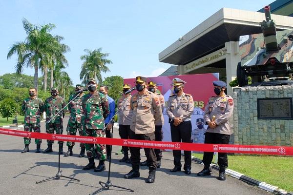 Pasien Isoman di Kudus Capai Ribuan, Polda Jateng & Kodam Diponegoro Siapkan 32 Bus Evakuasi