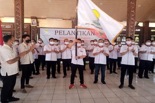 BPC Hipmi Kabupaten Semarang Dilantik, Ini Pesan Bupati