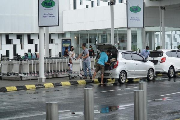 PPKM Darurat, Bandara Ahmad Yani Semarang Layani 6.437 Penumpang