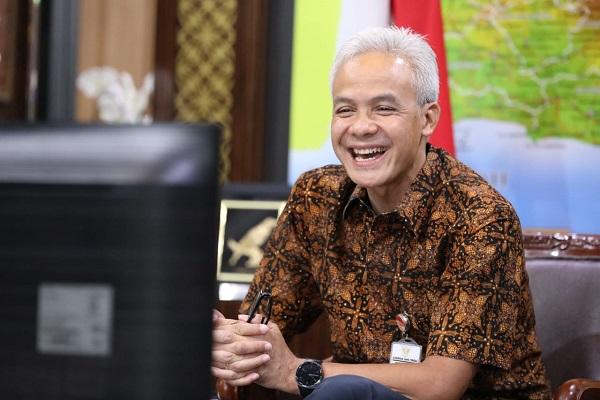 Gubernur Ganjar Dukung Ali Sastroamidjojo Jadi Pahlawan Nasional