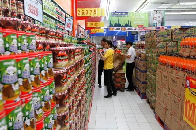 PPKM Darurat, Pengusaha Toko Retail di Jateng Minta Karyawan Divaksin