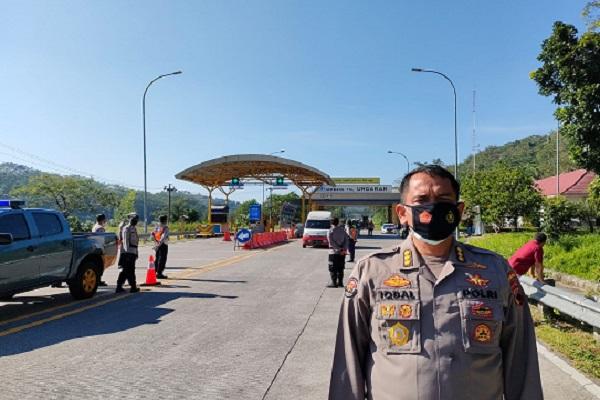 Penutupan Exit Tol di Jateng Diperpanjang