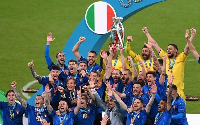 Juara Piala Eropa 2020, Italia Akhiri Penantian 53 Tahun