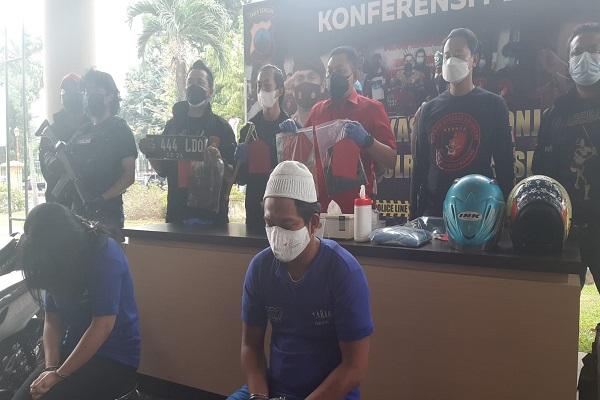 Pelaku Begal Toyota Fortuner di Semarang Ditangkap, Salah Satunya Perempuan