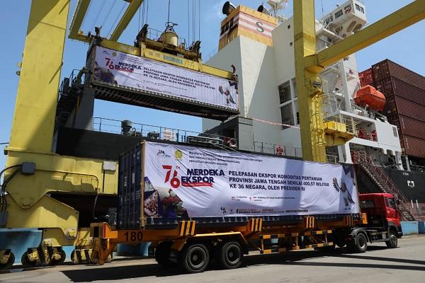 Tanjung Emas Semarang Siap Jadi Pelabuhan Hortikultura