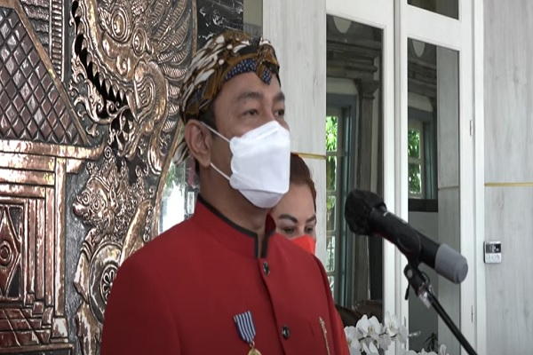 Kota Semarang Level 1, Wali Kota Hendi Ingatkan Prokes ke Warga