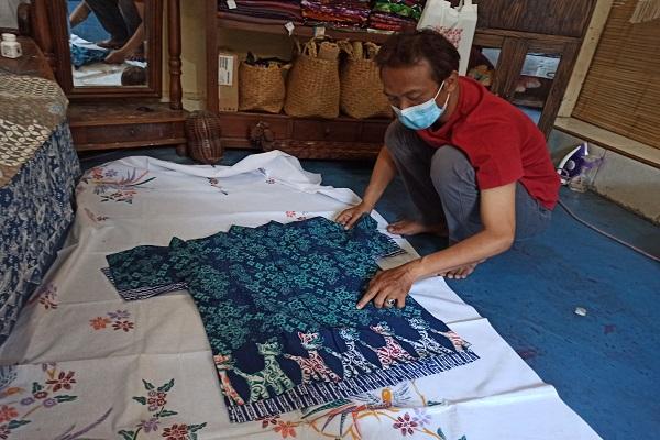 Menengok Industri Batik di Kampung Batik Semarang