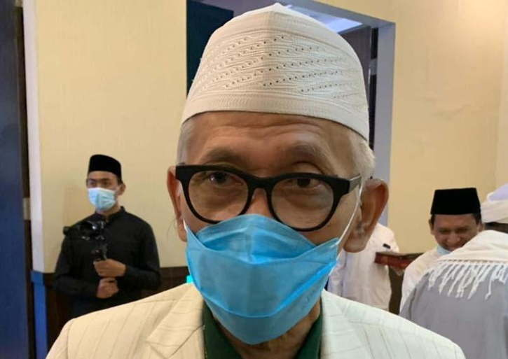 Kecelakaan di Tol Semarang-Solo, Ketua Umum MUI Keluhkan Nyeri di Dada