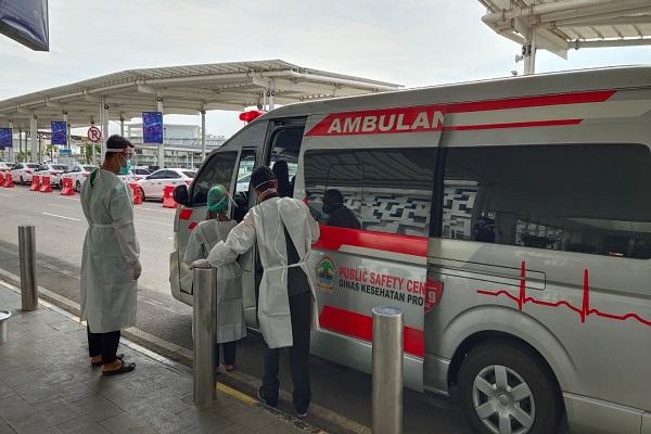 Hasil Tes Positif Covid-19, Banyak Calon Penumpang Tetap Nekat ke Bandara Ahmad Yani