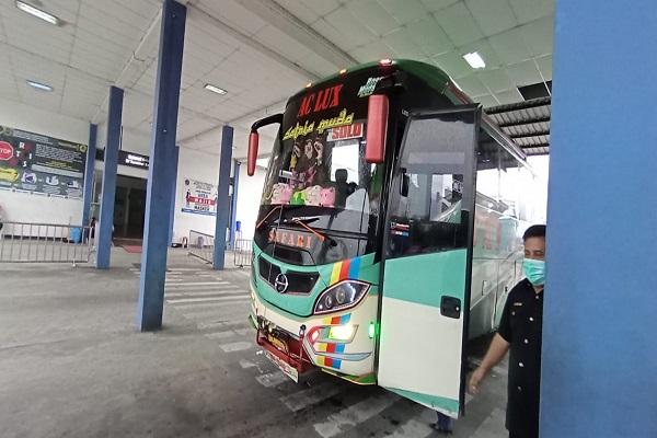 PPKM Diperpanjang, Sopir Angkutan di Semarang Berharap Dapat Bantuan