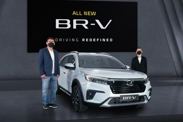 Resmi Diperkenalkan di Jateng DIY, All New Honda BR-V Siap Mejeng di 3 Kota