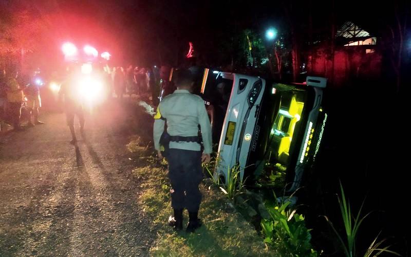 Pegawai RSUD Wongsonegoro Kecelakaan saat Wisata di Gunungkidul, Wali Kota Semarang Siapkan Sanksi