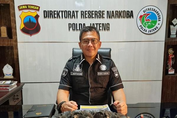 Jemput Narkoba Sambil Bonceng Istri & Anak, Pria Semarang Diciduk Polisi