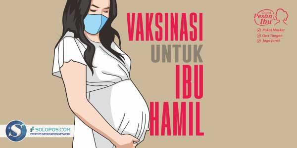 1.681 Ibu Hamil di Kendal Sudah Disuntik Vaksin Covid-19
