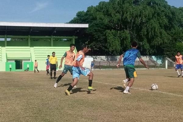 Taklukan Persebi Boyolali 2-1, PSISa Salatiga Belum Mengesankan