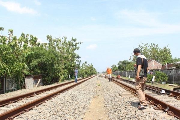 Seorang Perempuan Asal Semarang Tertabrak KA Barang di Grobogan
